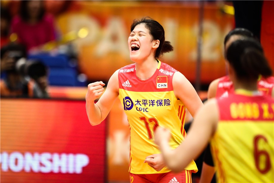 2019 WOMEN'S VNL: YOUNG PLAYERS TO WATCH