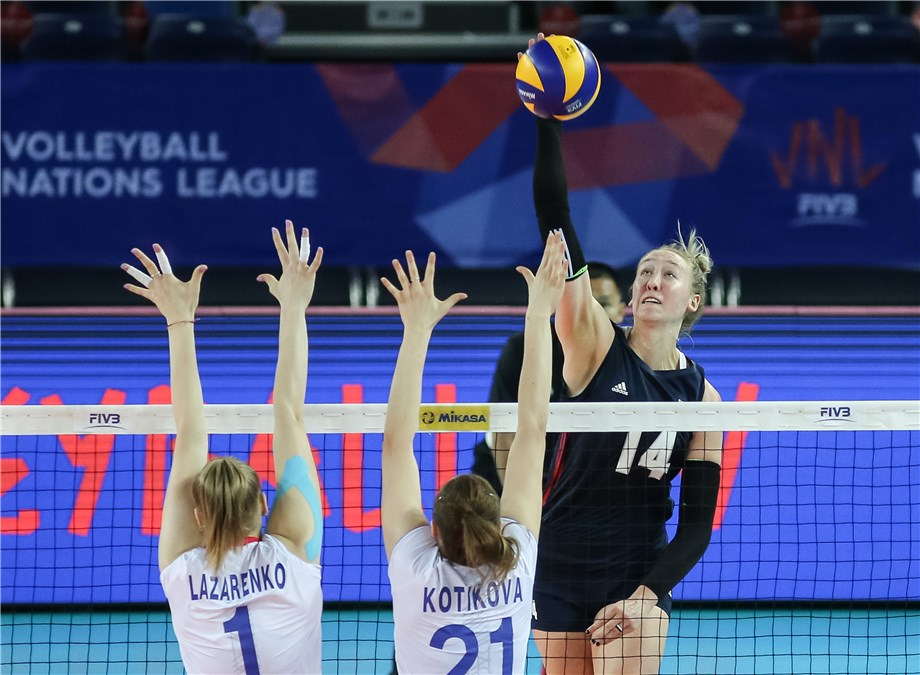 2019 WOMEN'S VNL – TEAM-BY-TEAM STATS PREVIEW