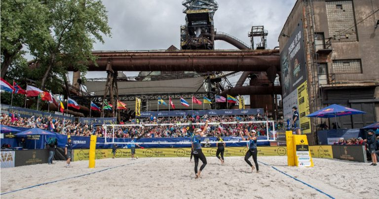 FIVB WORLD TOUR RETURNS TO OSTRAVA & NANTONG