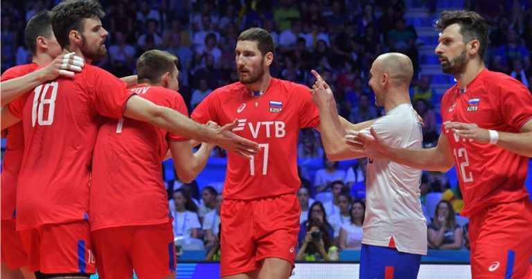 FIVB ANNOUNCES DATES AND HOST CITIES FOR MEN'S VOLLEYBALL WORLD CHAMPIONSHIP 2022 IN RUSSIA