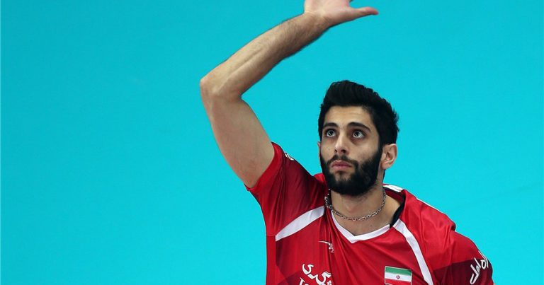 MILAD EBADIPOUR: FOR IRANIAN PEOPLE LIFE IS VOLLEYBALL