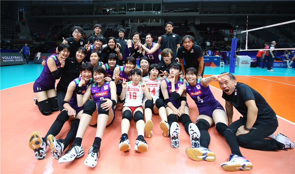 JAPAN ENJOY REMARKABLE RUN WITH GREAT WIN AGAINST RUSSIA