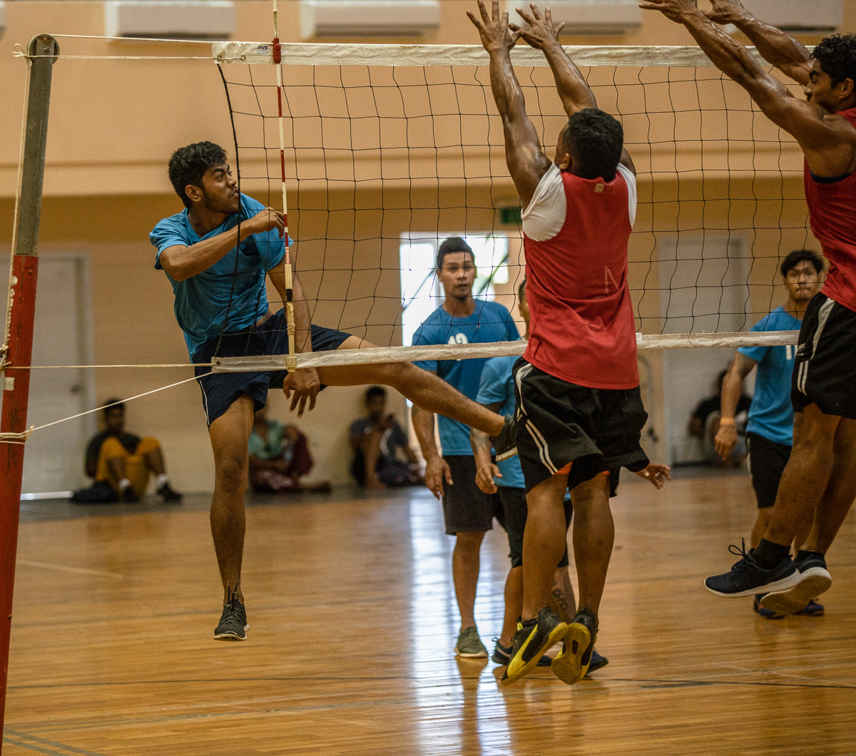 VOLLEYBALL OFFICIALS FOR PACIFIC GAMES STILL NEED TO TIGHTEN UP ON THEIR ROLES AND RESPONSIBILITIES, TECHNICAL DELEGATE SAYS
