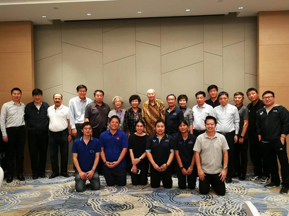 SPECIAL THANKS TO THOSE WHO CONTRIBUTED TO SUCCESS OF 2019 ASIAN WOMEN'S CLUB CHAMPIONSHIP IN TIANJIN