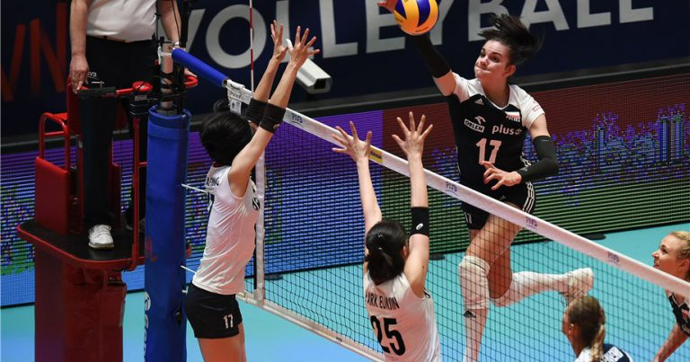WOMEN'S 2019 VNL: THE TALLEST, THE YOUNGEST, THE RECORDS TO BEAT