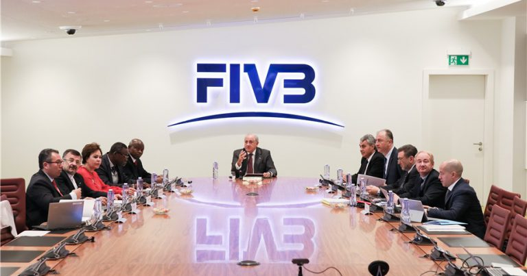 FINANCE COMMISSION AT THE HEART OF FIVB COMMISSIONS