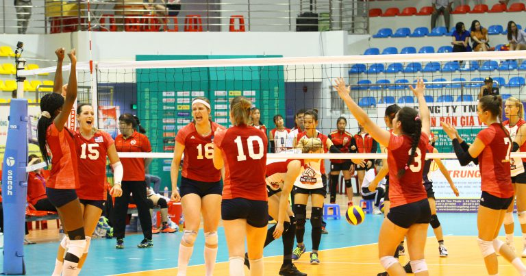 SICHUAN, BIP PROVE SUPERIORITY OVER LOWER-RANKED RIVALS ON DAY 2 OF BINH DIEN CUP