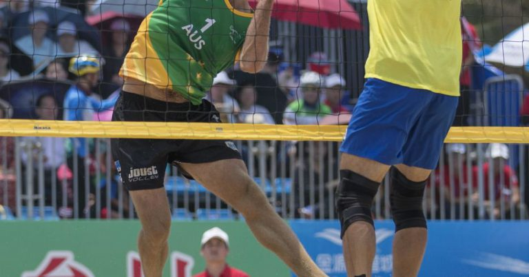 TOP TWO SEEDS SET UP MEN'S FINAL CLASH OF THE TITANS AT ASIAN SENIOR CHAMPIONSHIPS