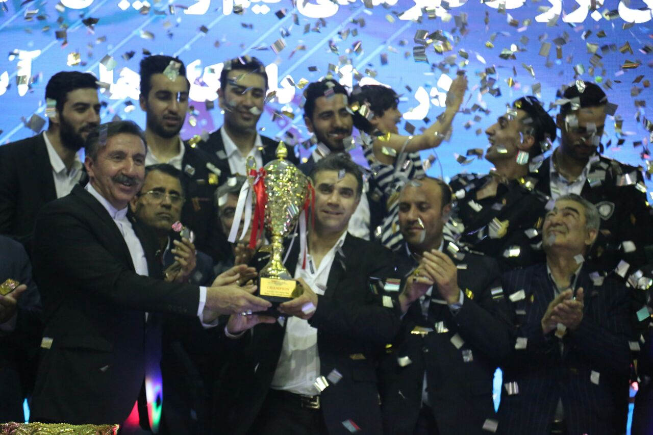 VARAMIN MUNICIPALITY HOLDS FANTASTIC GALA TO CELEBRATE ASIAN MEN'S CLUB CHAMPIONSHIP VICTORY IN HONOUR OF THEIR CLUB TEAM HEROES