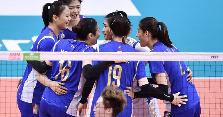UNBEATEN TIANJIN, TITLE-HOLDERS SUPREME SET UP CLASH OF THE TITANS SHOWDOWN AT ASIAN WOMEN'S CLUB CHAMPIONSHIP