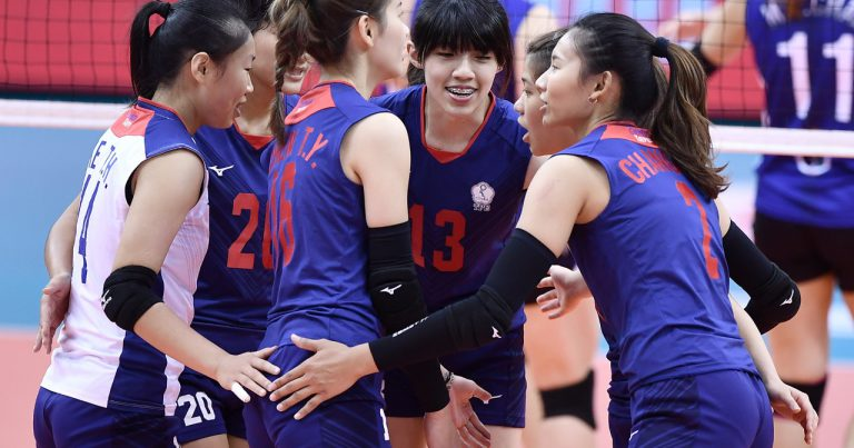 TPE FINISH THIRD IN POOL A AFTER 3-0 ROUT OF HONG KONG INTERNATIONAL VC