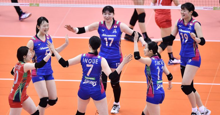 KATO POWERS HISAMITSU TO 3-0 WIN AGAINST TPE AND SEMI-FINALS