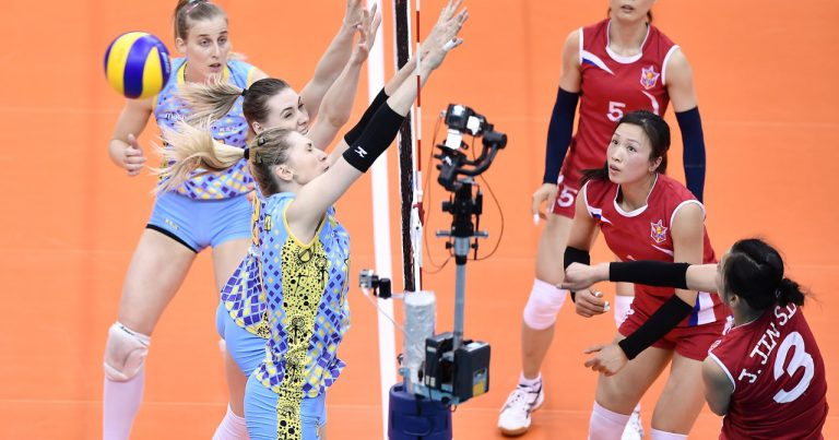 ALTAY JOIN SUPREME, HISAMITSU AND UNBEATEN TIANJIN IN ASIAN WOMEN'S CLUB CHAMPIONSHIP SEMI-FINALS