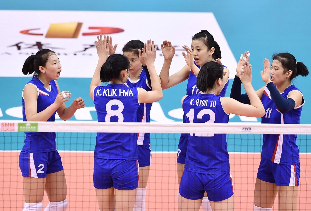 4.25 SPORT CLUB TAME HONG KONG INTERNATIONAL VC IN 5TH-8TH PLAYOFFS