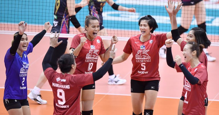 TOP EIGHT TEAMS CONFIRMED AT 2019 ASIAN WOMEN'S CLUB CHAMPIONSHIP IN TIANJIN