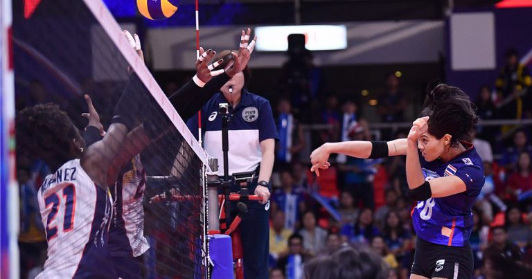 DOMINICANS STRUGGLE TO BEAT HOSTS THAILAND IN CLOSE BATTLE