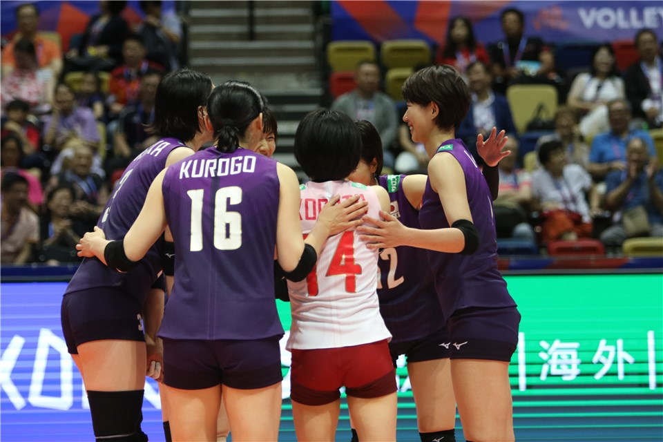 JAPAN THRASH NETHERLANDS 3-0 FOR FIRST WIN IN HONG KONG