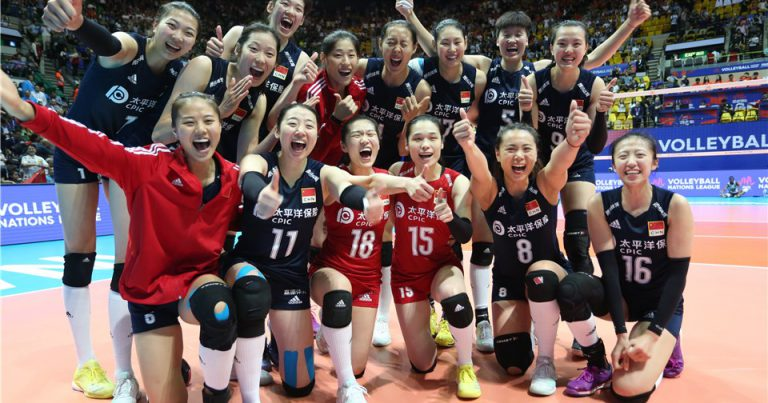CHINA DELIGHT FANS WITH EPIC COMEBACK WIN AGAINST ITALY