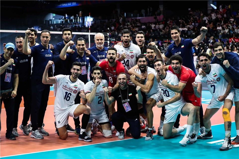 IRAN CLAIM CONFIDENT 3-1 VICTORY AGAINST ARGENTINA AT VNL SECOND WEEK IN TOKYO
