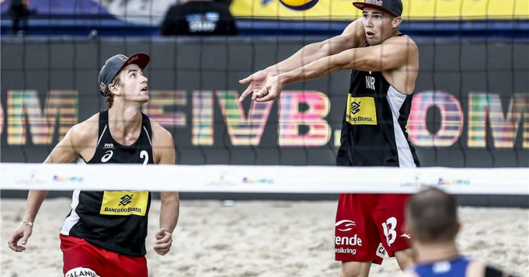 2019 BEACH VOLLEYBALL WORLD CHAMPIONSHIPS – POOL MATCH SCHEDULE NOW AVAILABLE