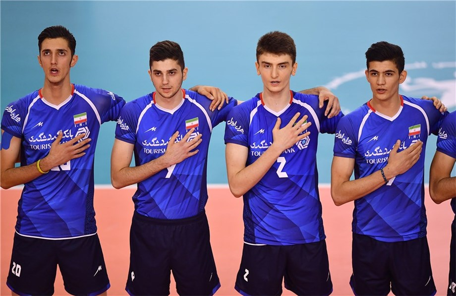 IRAN AIMING FOR MORE AGE-GROUP GOLD AFTER U21 WORLD CHAMPIONSHIP DRAW IN BAHRAIN