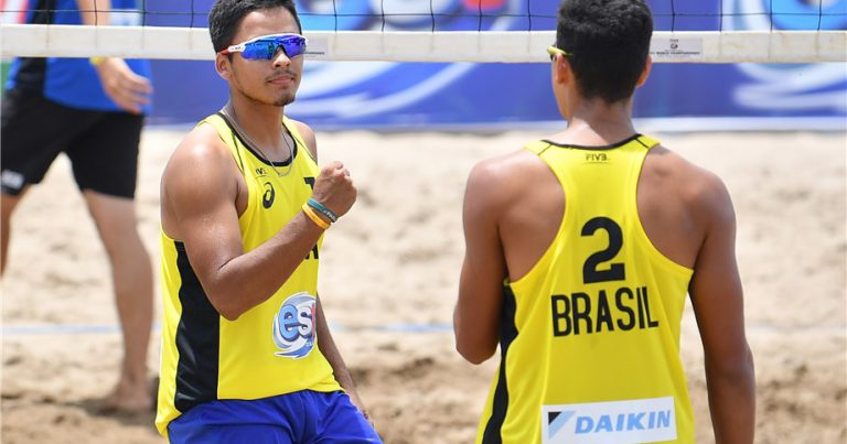 RENATO AND RAFAEL DELIVER DOUBLE VICTORIES FOR BRAZIL IN UDON THANI