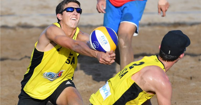 BREWSTER AND WIENCKOWSKI PREVAIL IN TIEBREAKER TO TOP POOL AT UDON THANI