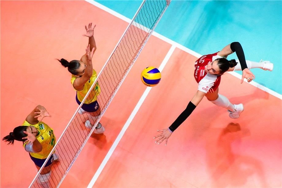 WOMEN'S VNL GETTING DOWN TO BUSINESS AS IT NEARS HALFWAY MARK