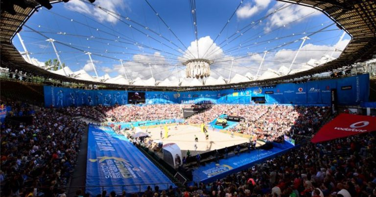 T-MINUS FIVE DAYS UNTIL FIVB BEACH VOLLEYBALL WORLD CHAMPIONSHIPS IN GERMANY