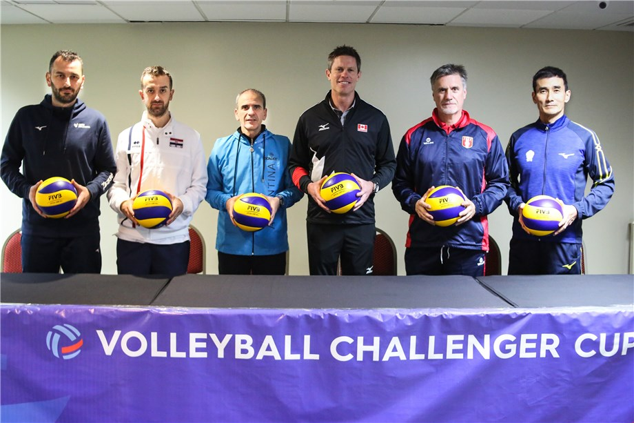ONE TICKET, ONE OBJECTIVE AT FIVB WOMEN'S VOLLEYBALL CHALLENGER CUP