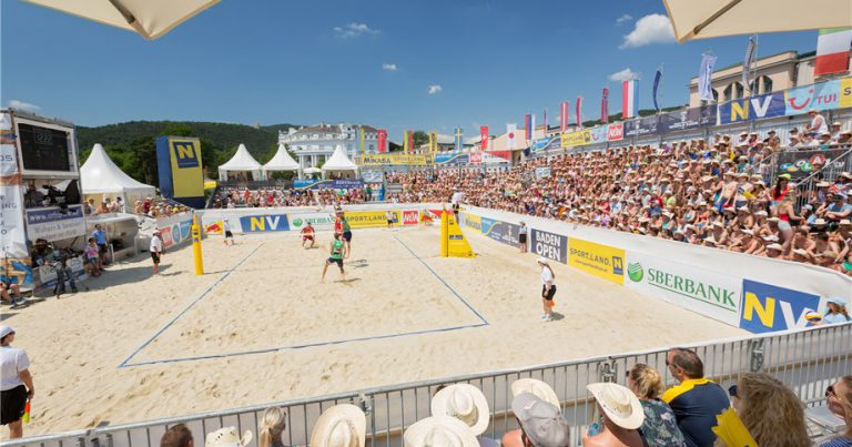 BADEN AND NANJING HOST NEXT FIVB WORLD TOUR STOPS
