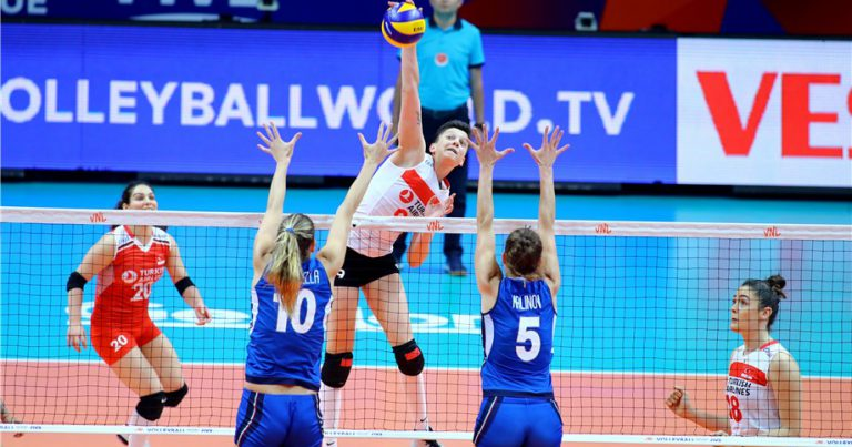 CRUNCHING THE VNL NUMBERS AHEAD OF WOMEN'S FINAL SIX