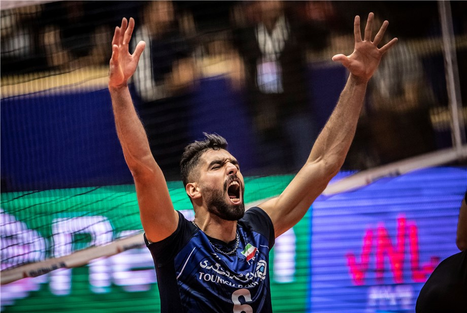 SEYED MOHAMMAD MOUSAVI: WE AIM AT THE MEDALS!