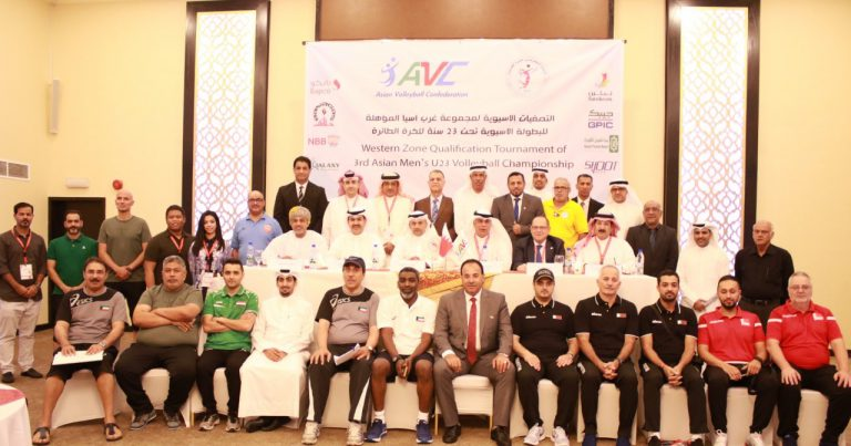 SIX TEAMS TO BATTLE IT OUT AT WESTERN ZONE QUALIFICATION TOURNAMENT IN BAHRAIN