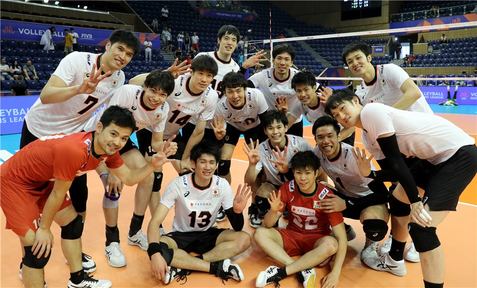 JAPAN SURVIVE HUGE SCARE FOR NARROW VICTORY AGAINST AUSSIES