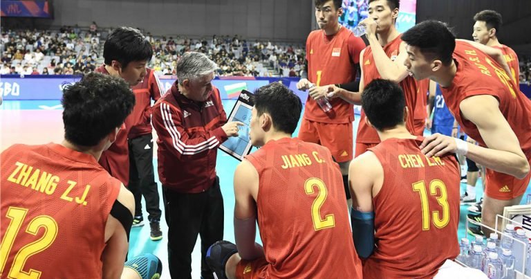 HOSTS CHINA DOWN BULGARIA 3-0 TO TASTE FIRST VNL WIN
