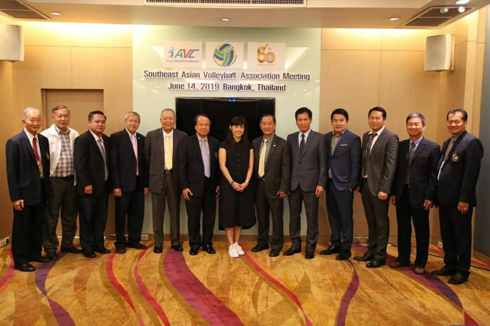 SEAVA MEETING KEEP MEMBERS UPDATED WITH FIVB AND AVC STRATEGIC DEVELOPMENT PLANS
