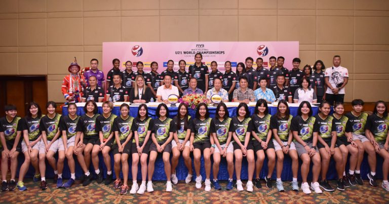 THAILAND CONFIRM READINESS TO HOST BEACH VOLLEYBALL U21 WORLD CHAMPIONSHIPS IN UDON THANI