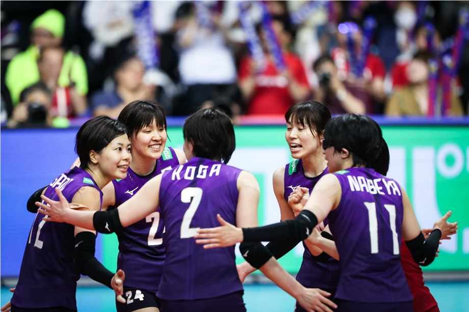 2019 FIVB WORLD CUP MATCH SCHEDULE CONFIRMED