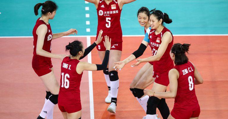 CHINA MAINTAIN WINNING WAYS AGAINST POLAND