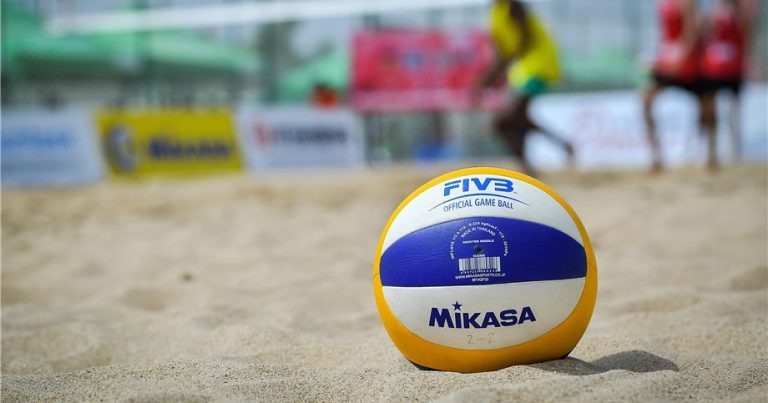 FOLLOW THE U21 BEACH VOLLEYBALL WORLD CHAMPIONSHIPS AT THE TOURNAMENT WEBSITE