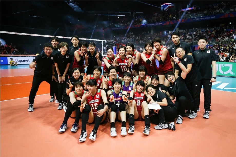 SIXTH PLACE IN FOCUS AS JAPAN AND POLAND MEET IN VNL HOME STRAIGHT