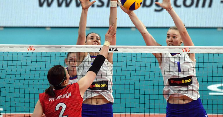 RUSSIA FIND SECOND WIN OF TOURNAMENT AGAINST KOREA