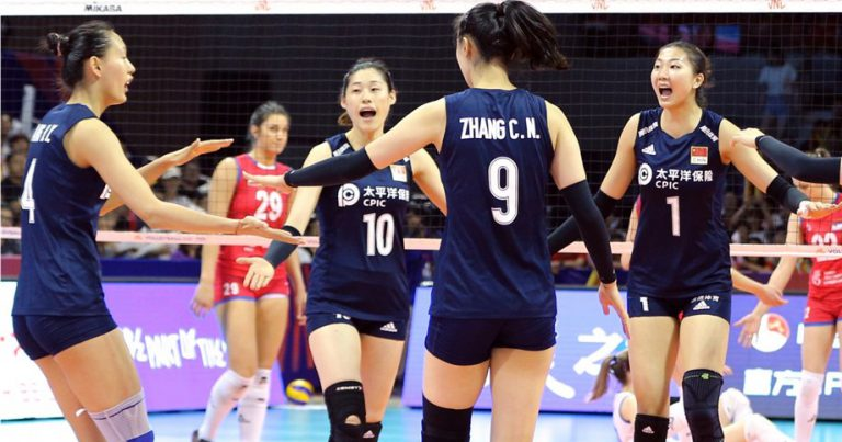 FINALS HOSTS CHINA TAKE ON LAST YEAR'S RUNNERS-UP TURKEY ON WEDNESDAY
