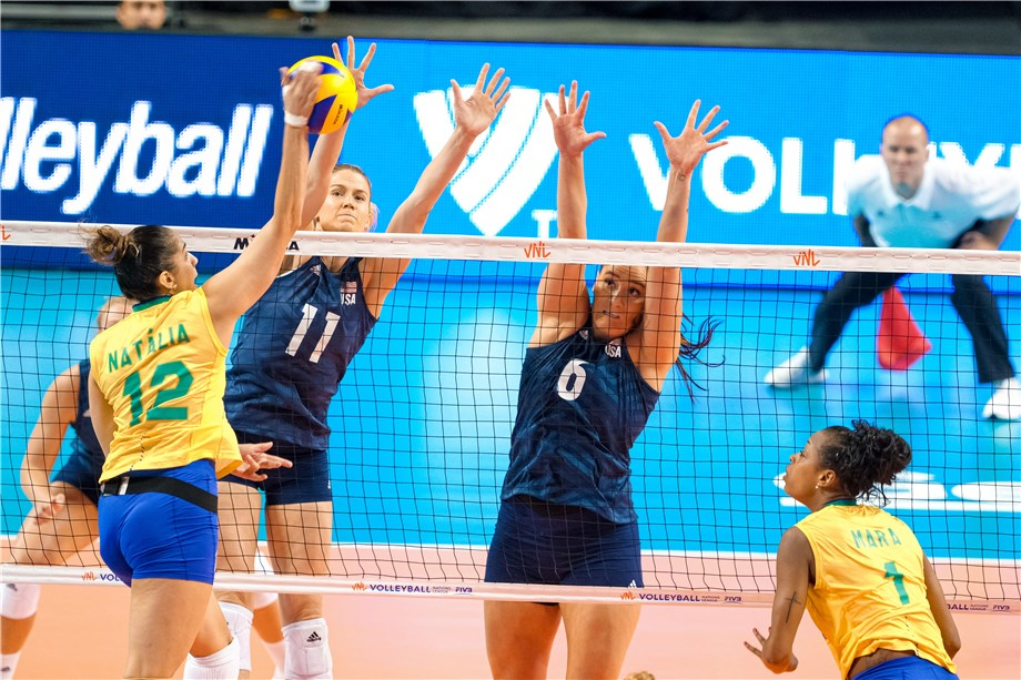 TEAMS ALL SET FOR WOMEN'S VNL FINALS CLASH IN NANJING