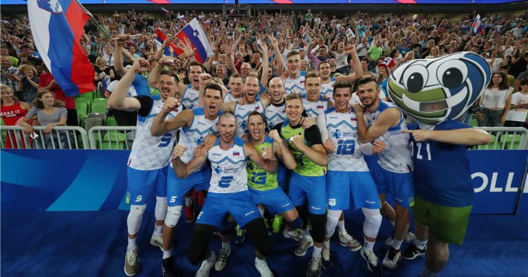 SLOVENIA WIN THE 2019 VOLLEYBALL CHALLENGER CUP