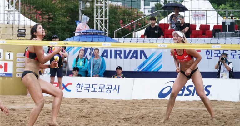 CONDOTTA AND DUNN-SUEN LEAD WAY TO DAEGU MAIN DRAW