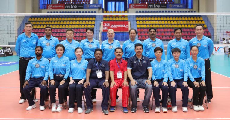 REFEREES NAMED TO OFFICIATE AT ASIAN WOMEN'S U23 CHAMPIONSHIP IN HANOI