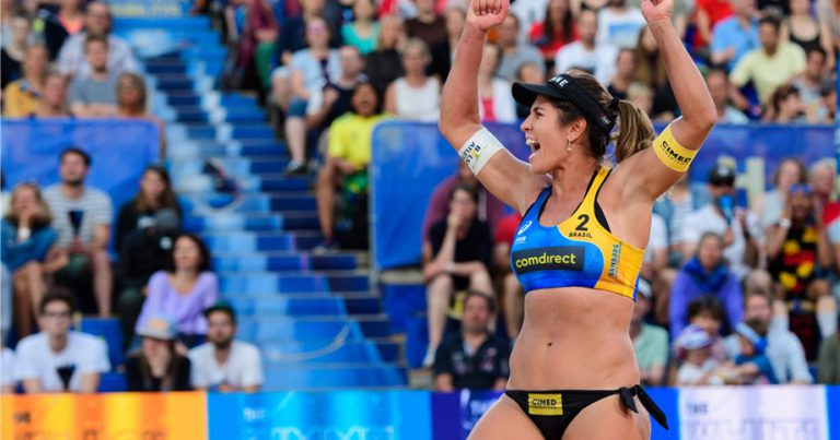 WORLD CHAMPIONSHIPS REACH MID-WAY POINT TUESDAY