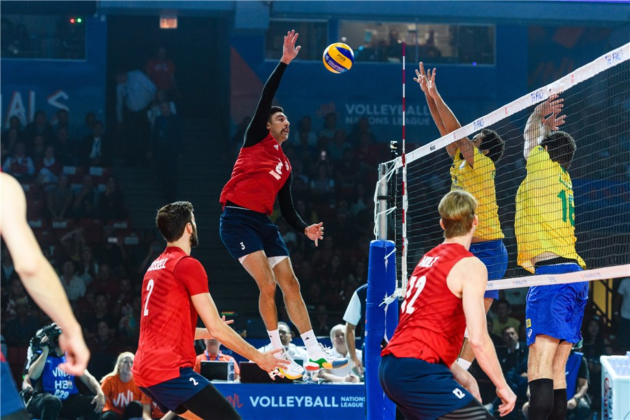 USA AND RUSSIA EMERGE FROM EPIC SEMIFINALS TO PLAY FOR GOLD